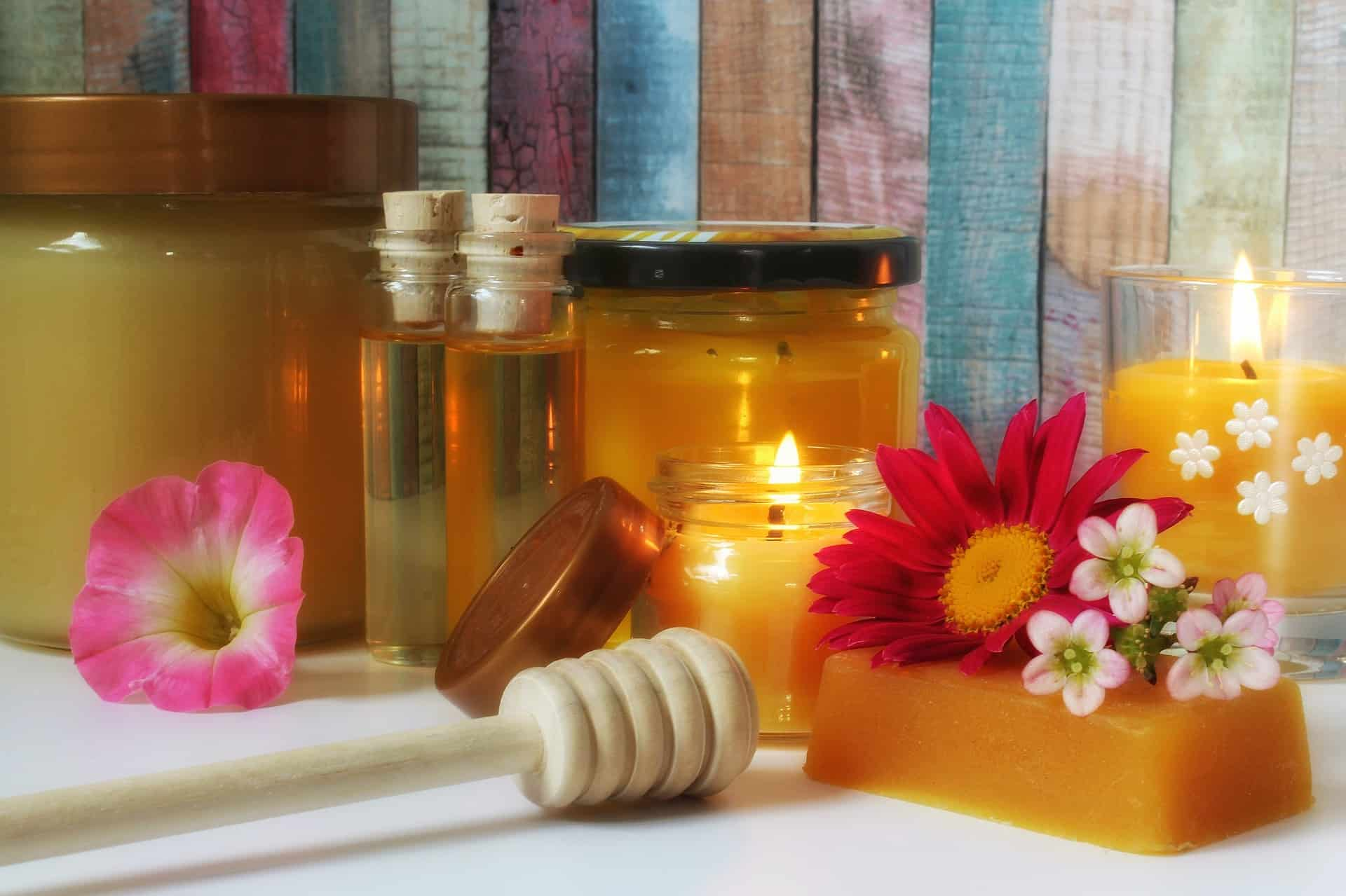 Bienenprodukte (Erzeugnisse der Biene)