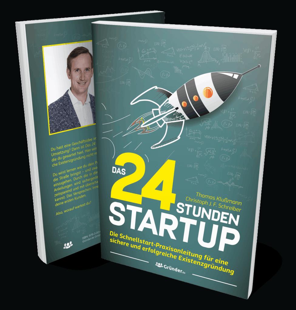 24 Stunden Start-up Gründer
