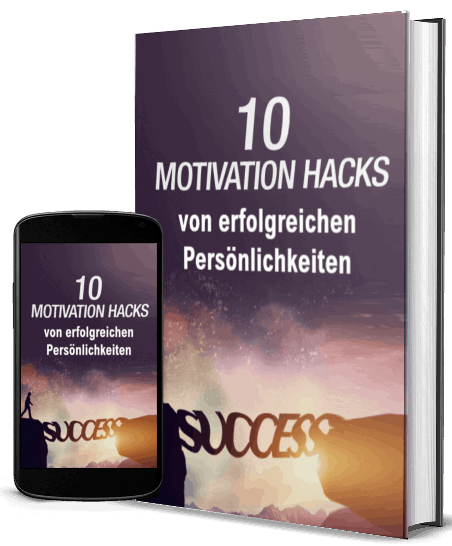 10 Motivation Hacks - 3D