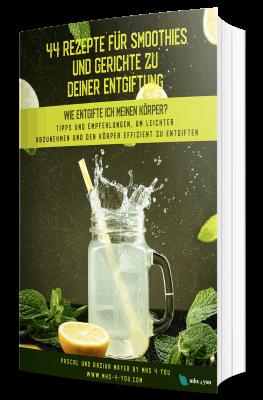44 Rezepte für Smoothies und Gerichte 3D