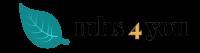 mhs 4 you logo - Schrift stärker - 1 - black